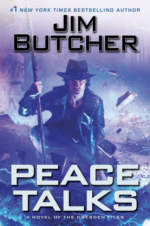 Peace Talks [The Dresden Files #16]
